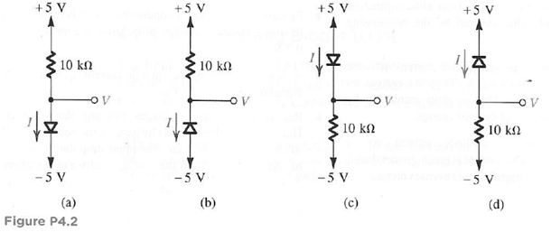ideal diodes and circuit analysis